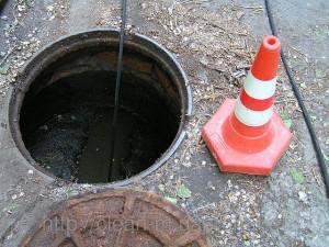 Прочистка каналізаційних труб