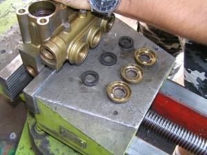 Ремонт апаратов высокого давления